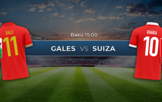Gales vs Suiza