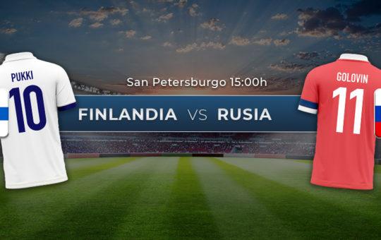 Finlandia vs Rusia