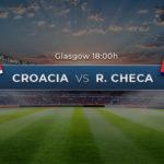 Luka Modric tratará de guiar a Croacia al triunfo ante la República Checa de Patrik Schick