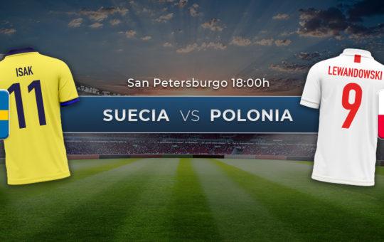Suecia vs Polonia